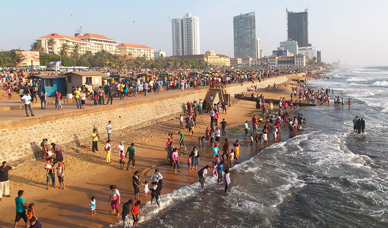 Colombo Beach - Galleface